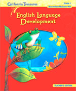 Treasures English Language Development (K-6)