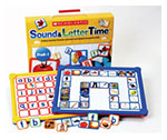 Sound & Letter Time: Building Essential Phonemic Awareness and Alphabet Recognition Skills