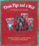 Three Pigs and a Wolf