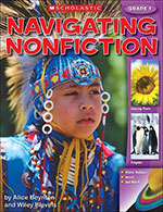 Navigating Nonfiction: Tools for Reading Success in the Content Areas  (Workbook Series with Teacher's Guides, Grade 1)