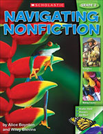 Navigating Nonfiction: Tools for Reading Success in the Content Areas  (Workbook Series with Teacher's Guides, Grade 2)