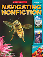 Navigating Nonfiction: Tools for Reading Success in the Content Areas  (Workbook Series with Teacher's Guides, Grade 3)