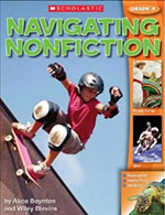 Navigating Nonfiction: Tools for Reading Success in the Content Areas  (Workbook Series with Teacher's Guides, Grade 4)